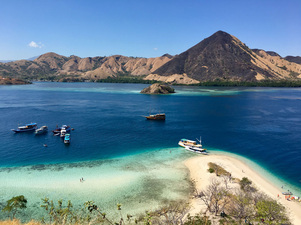 Sumba, Flores and Komodo
